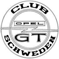 Logga Club OpelGT Schweden